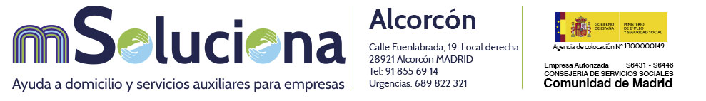 mSoluciona Alcorcon Logo